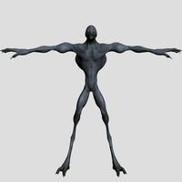 goblin character creature 3d max