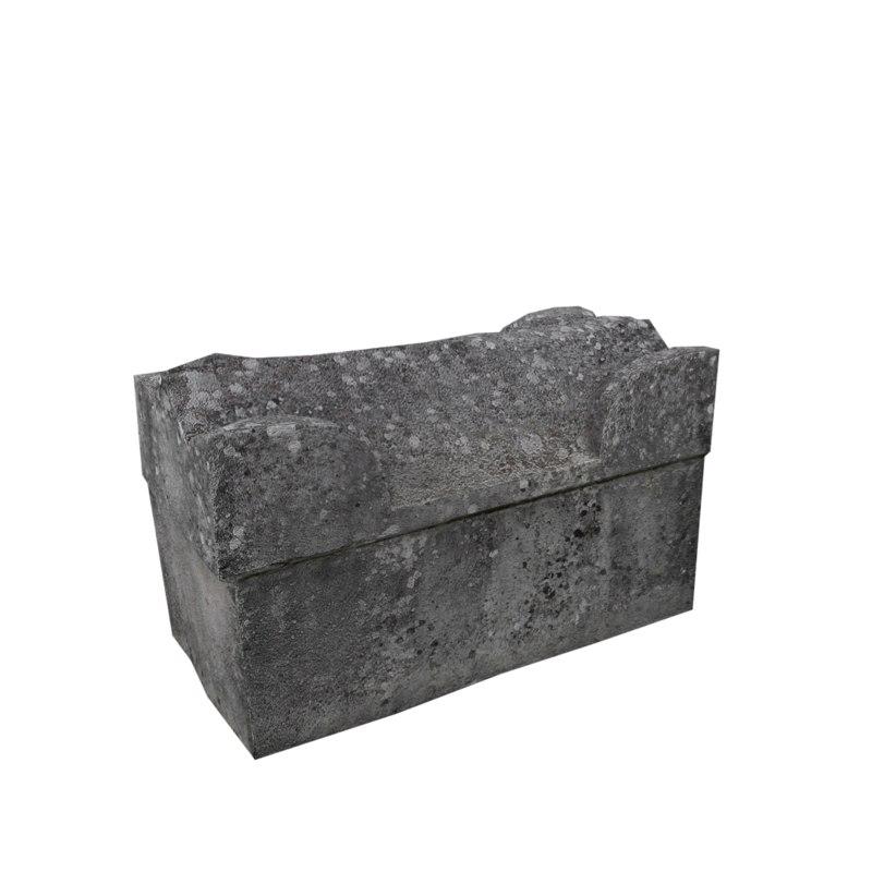 tomb 1 3d max