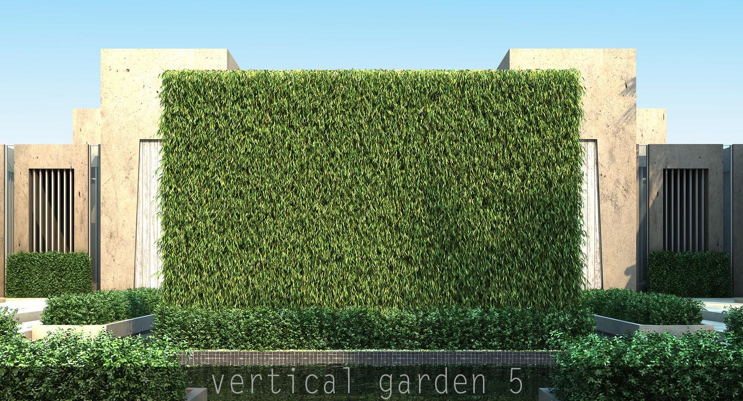max vertical garden