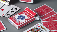 Playing Cards (bicycle deck red)