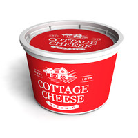 16oz cottage cheese tub