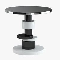 ralph pucci table 2 3d model