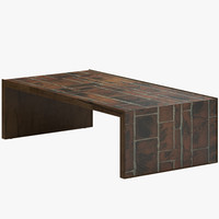 3d roman thomas table