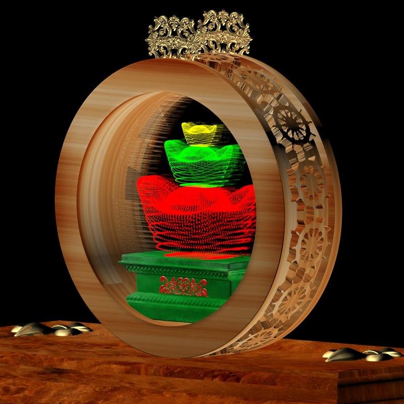 chinese gold ingot max