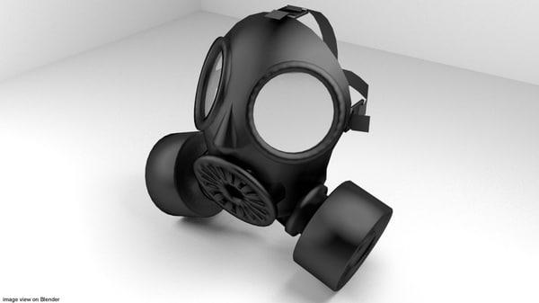 lwo gasmask mask