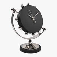 Global Views Axis Clock