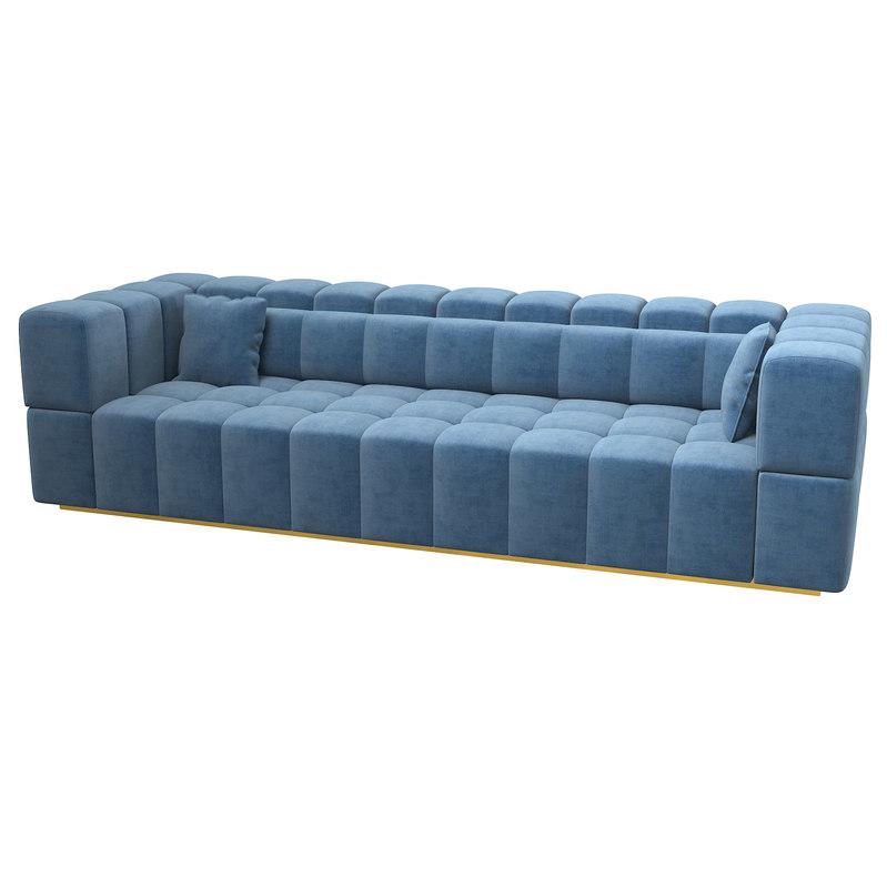 emanuel ungaro carme sofa 3d max