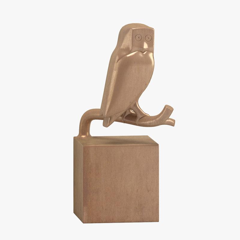 3d max sculpture 08