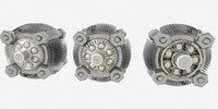 ball bearings 3d model
