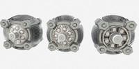 ball bearings 3d model