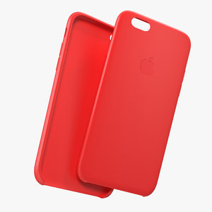 iphone 6 silicone case obj