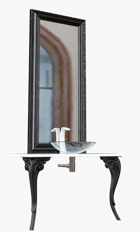 3d antares bathroom furniture
