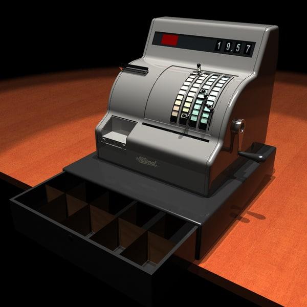 free max mode cash register