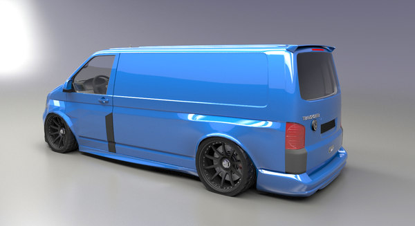 3d tuned transporter bus
