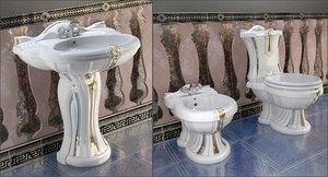 obj toilet washbasin