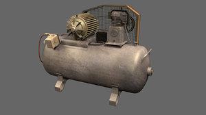 3d model compressor