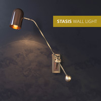 stasis wall light lamp max
