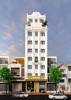 classic hotels 3d model