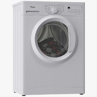 3d model washing machine