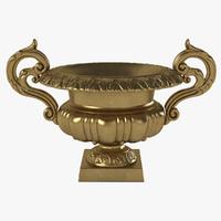 3d max baroque urn