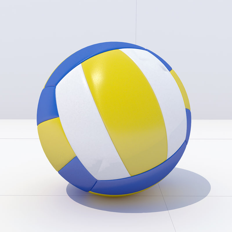 3ds volleyball sports