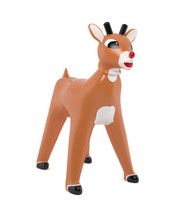 inflatable rudolph ma