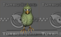 3d ma bird