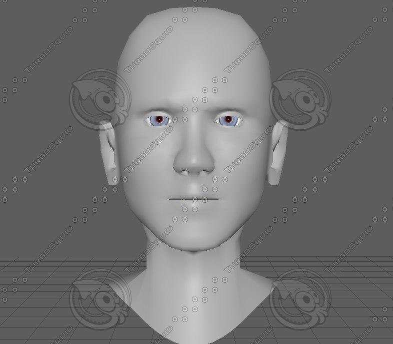 ma human face
