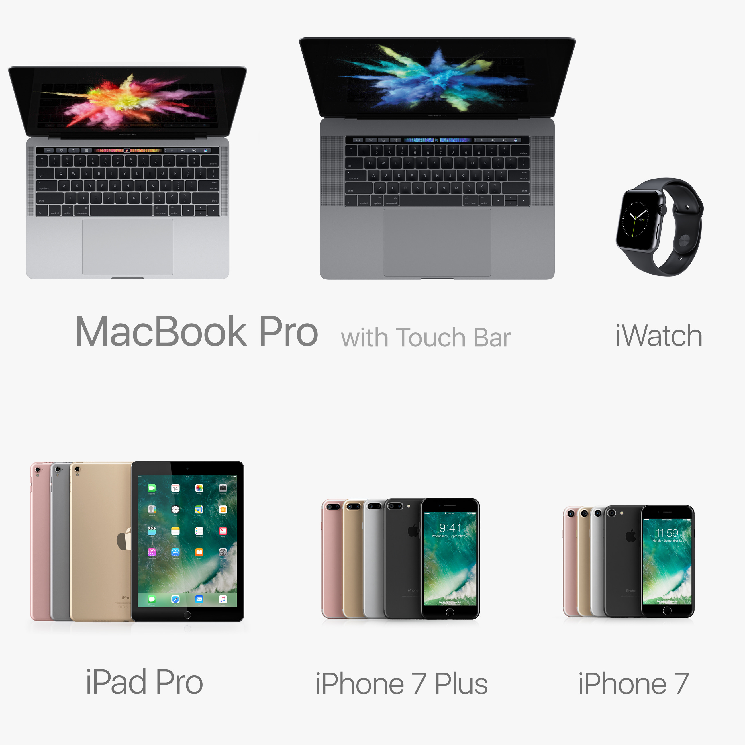 apple electronics 2016 3d max
