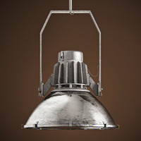 Restoration hardware dry-dock pendant small