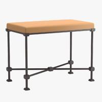 3d stool 01