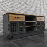 boxcar ellis console e53 3d max
