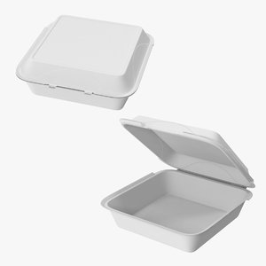styrofoam open closed max