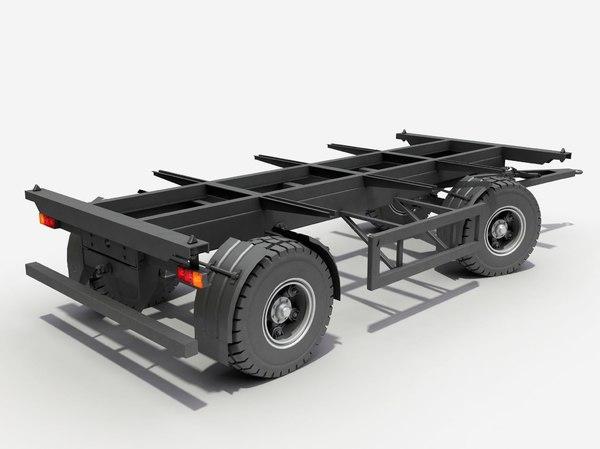 x truck industrial