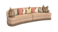 Sofa rounded