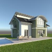 max modern single family home