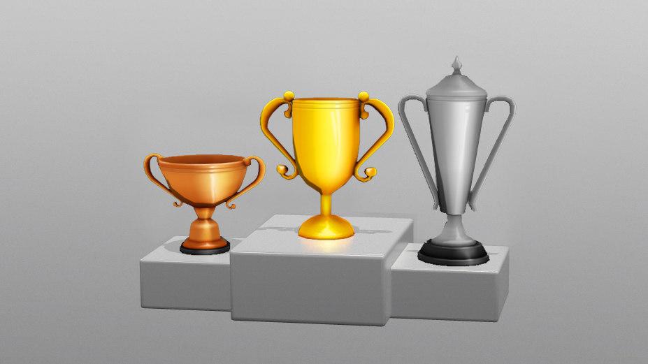 trophy pack 3d x
