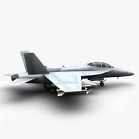 F A-18 EF SuperHornet