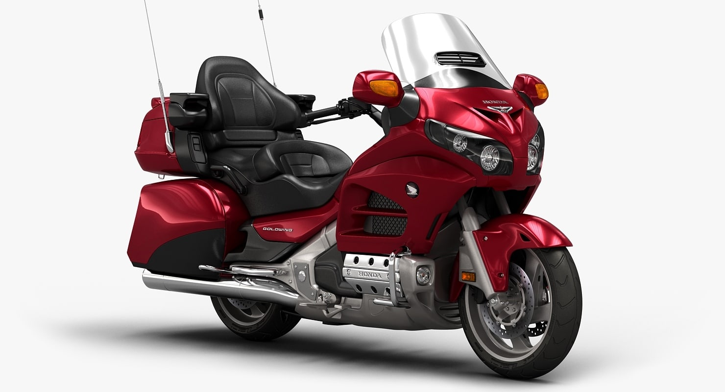 3d 2016 honda goldwing model for Honda 2016 models