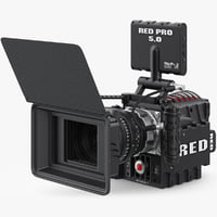red epic camera obj