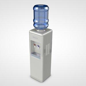 3d water machine