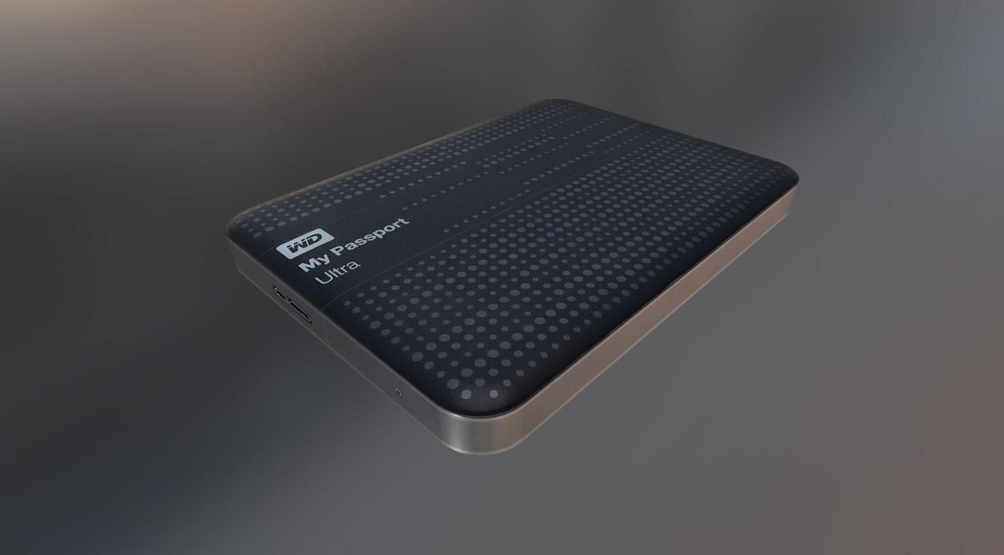 version external hard drive dxf