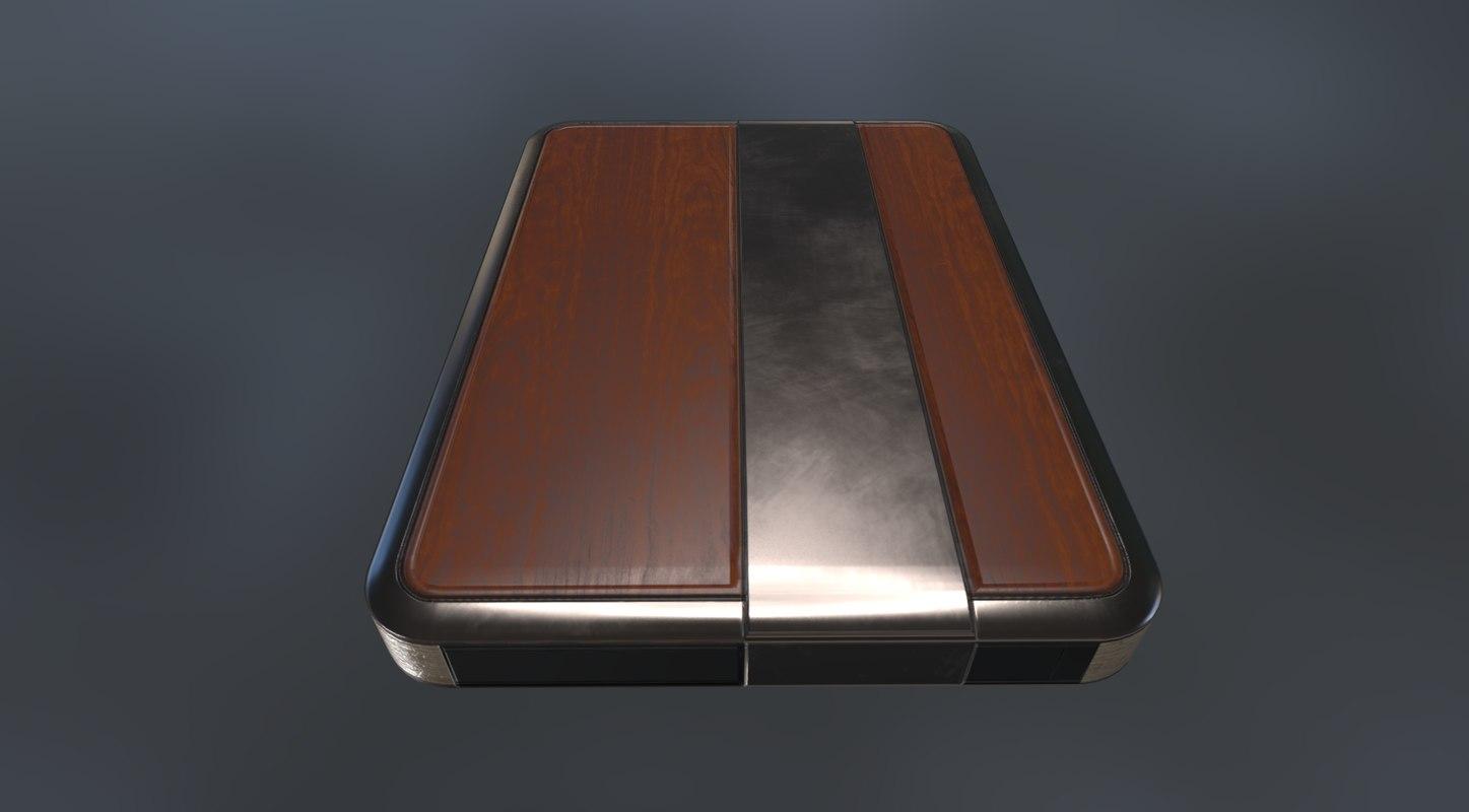 3d model version external hard drive