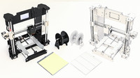 3d printer Anet A8 DIY pla abs