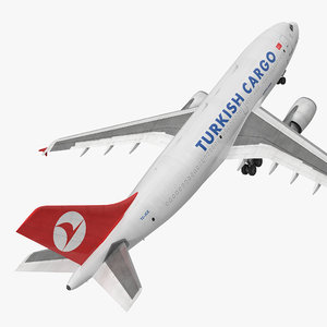 airbus a310-300f cargo aircraft max