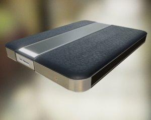 obj version external hard drive