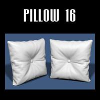 3d pillow interior