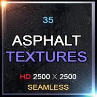 35 Asphalt Textures HD