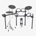 drum kit 3D models