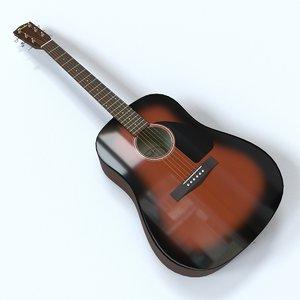 classical guitar fender max